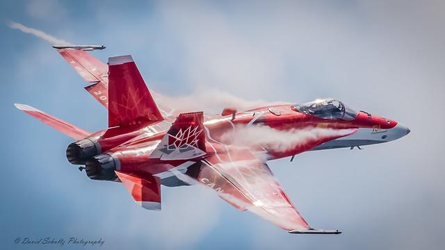 CF-18 TAC Demo