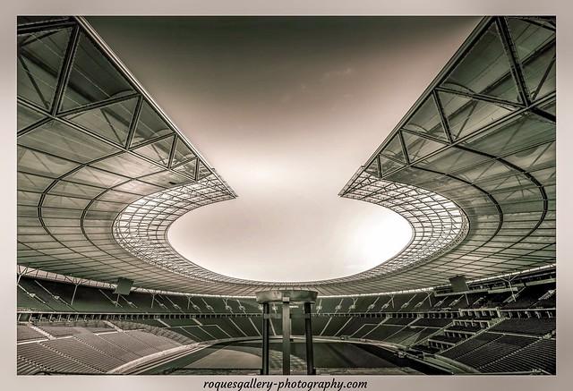 Berliner Olympiastadion #3 (In Explore 23.11.20)