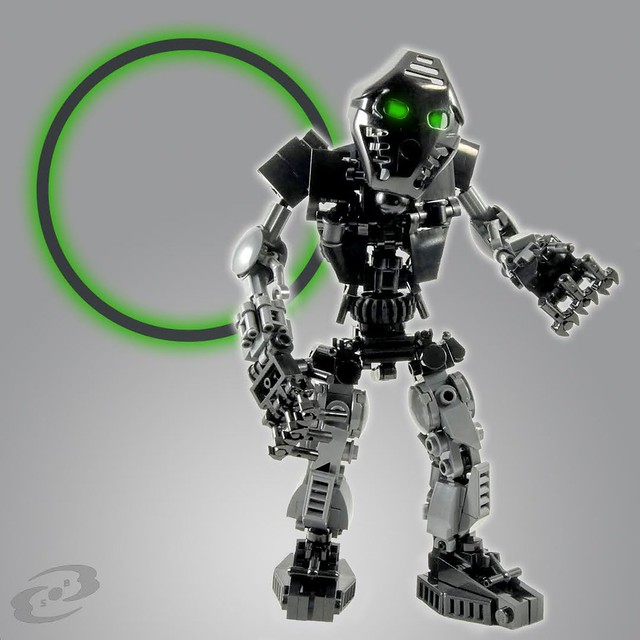 Onua, Toa of Earth