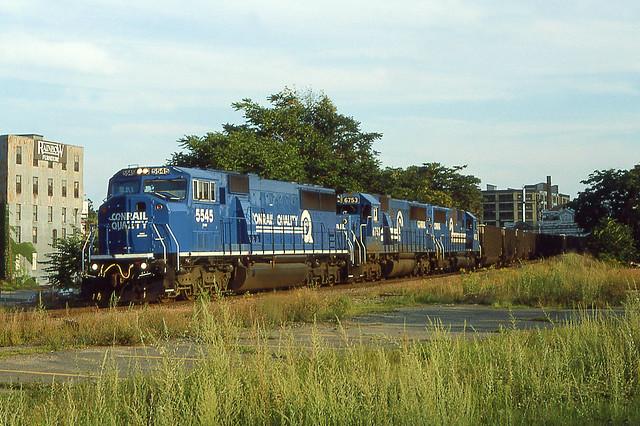 Conrail UBO-12 Worcester, MA