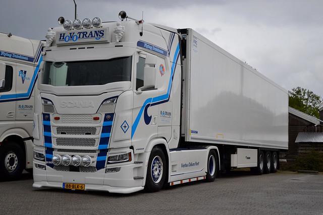 Scania S500NG Hovotrans Emmen