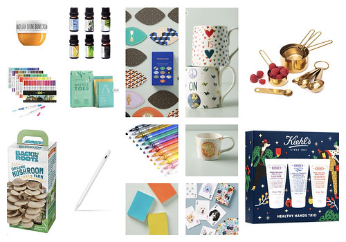 Gift Guide and stocking Stuffers | by Heather Christo