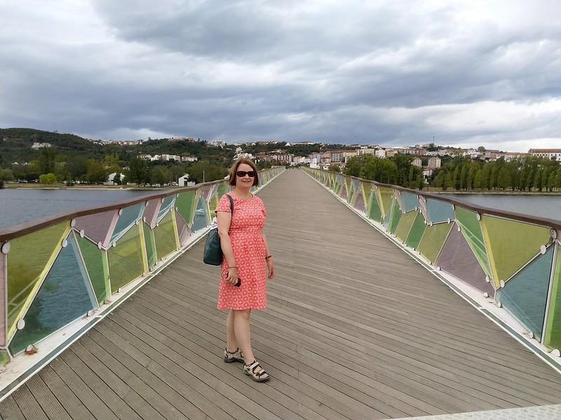 Pedro e Inês bridge, Coimbra