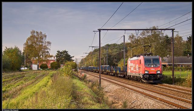 HSL 186 382-8 @ Boortmeerbeek