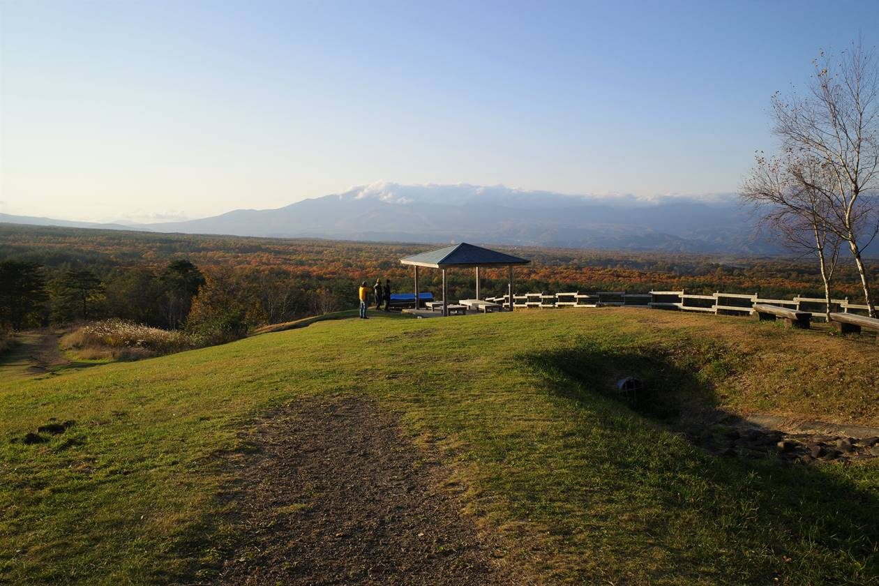 浅間牧場展望台