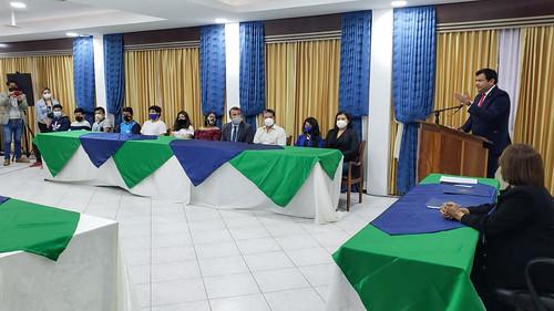 PRESIDENTE DE LA ASAMBLEA NACIONAL,  CÉSAR LITARDO VISITA GUAYAS Y SANTA ELENA CON EL PROYECTO ASAMBLEA EN TERRITORIO. 20 DE NOVIEMBRE 2020.