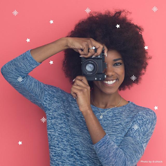 A Flickr of joy!