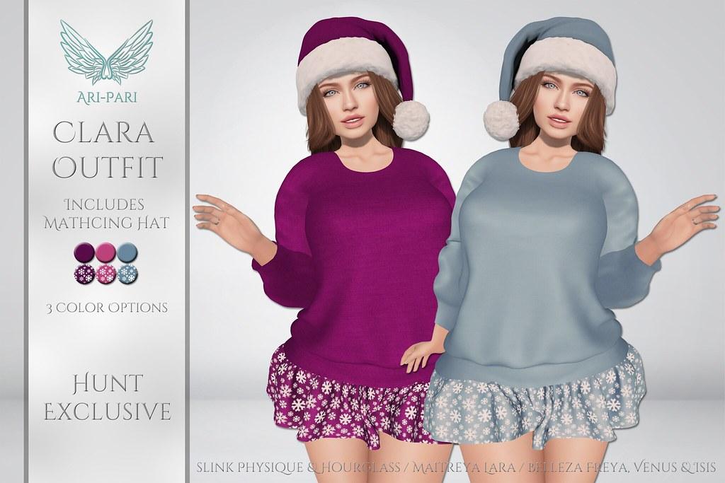 [Ari-Pari] Clara Outfit
