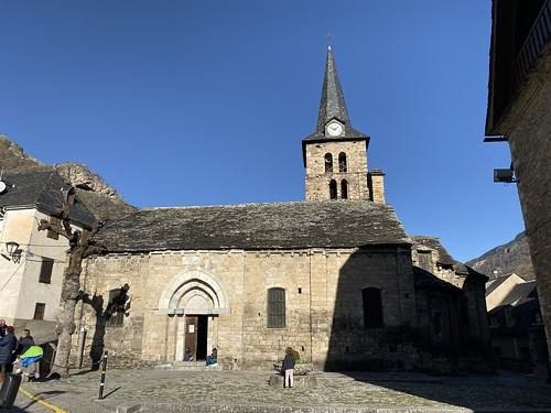 Iglesia románica de Bosost