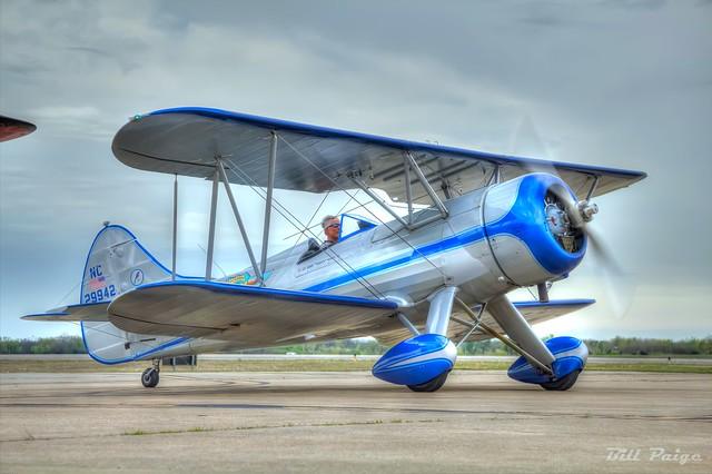 Bi-Plane Throttle-up