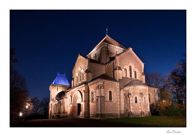 La basilique Saint-Bernard