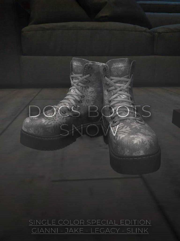 ZFG FOR HIM DOCS SNOW