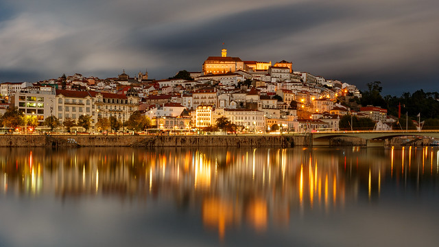 Coimbra, the eternal city of students