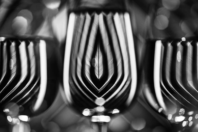 42-52 Abstraction en noir et blanc