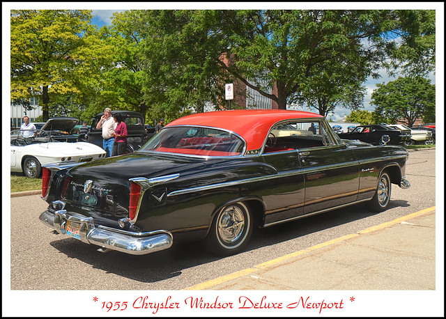 1955 Chrysler Windsor Deluxe Newport