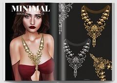 MINIMAL - Brooks Necklace