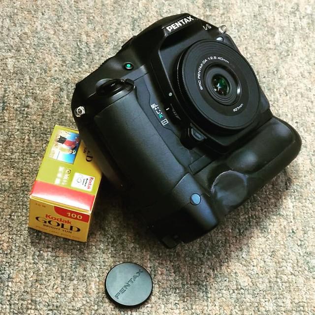 Pentax DA 40mm f2.8 XS  餅鏡之皇