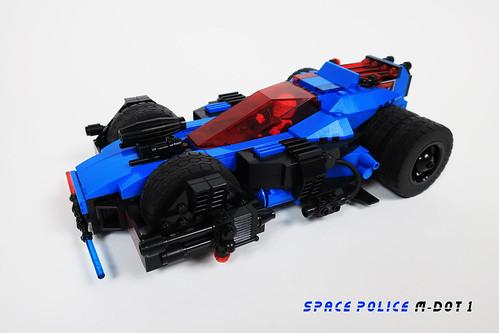 Space Police M-DOT 1