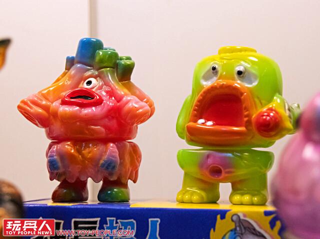 玩具探險隊【第十七屆 台北國際玩具創作大展】2020 Taipei Toy Festival 現場報導 Day2