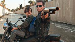 Truck Chase Scene Terminator 2 (1991)