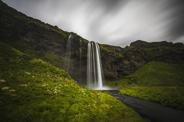 Seljalandsfoss (2), Iceland