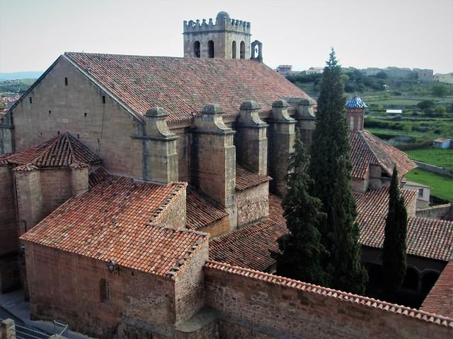 Mora de Rubielos - Ex-Colegiata Santa María la Mayor - in explore