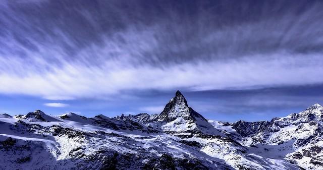 The glory of the Matterhorn   (Explored)
