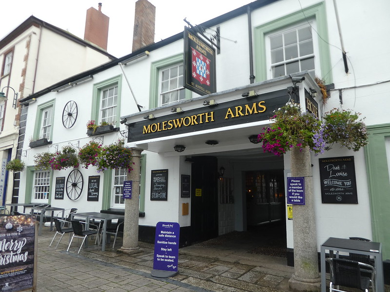 The Molesworth Arms, Wadebridge