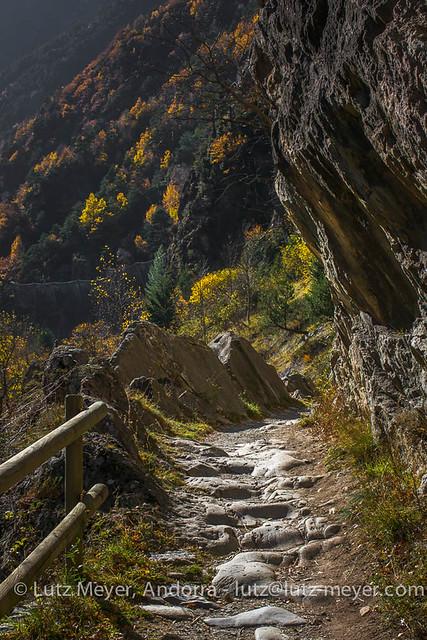 Andorra camis & rutes: History: La Massana, Vall nord, Andorra