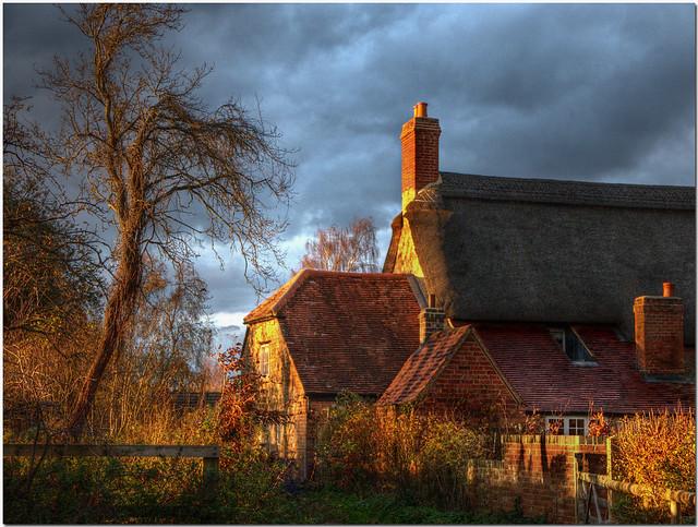 Bridge Cottage by Constable