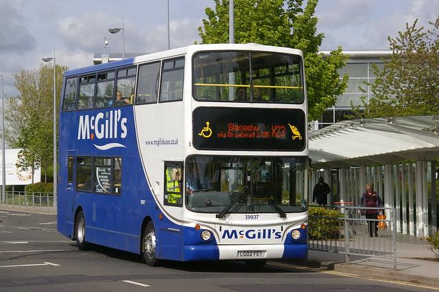 McGILL'S GREENOCK I9937 LG02FET