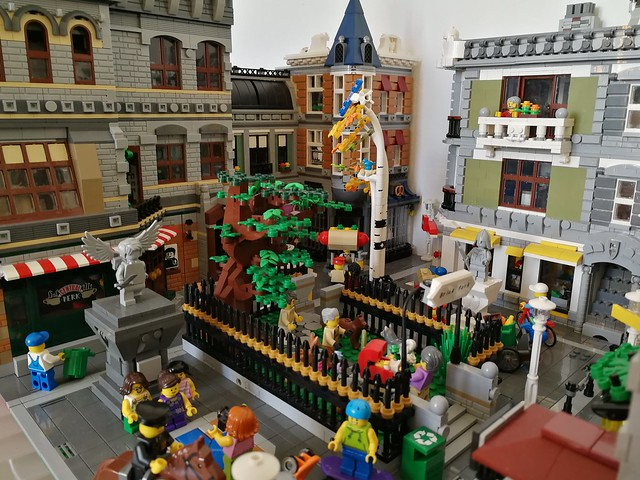 Some pics of my Lego Town