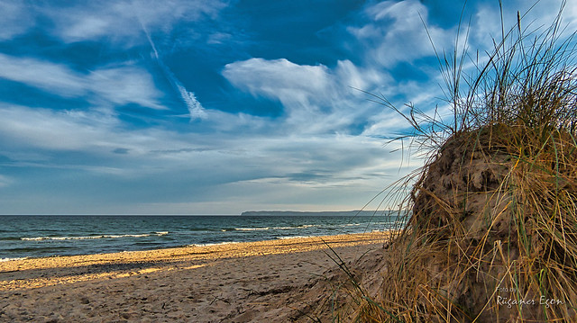 Insel Rügen- Blick auf die Ostsee