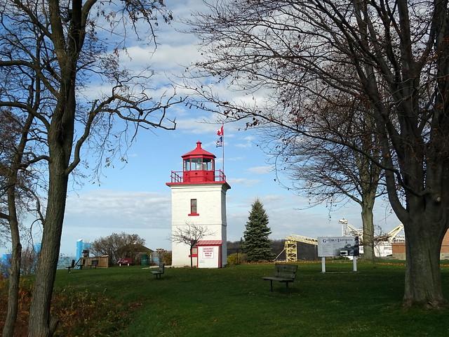 Goderich Ontario Lighthouse