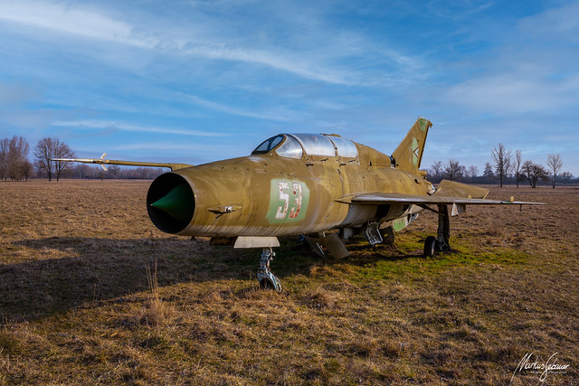 The Fighter Jet That Could Fly for 100 Years? MiG-21 Fishbed