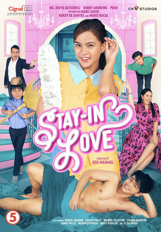 Stay-in Love Poster