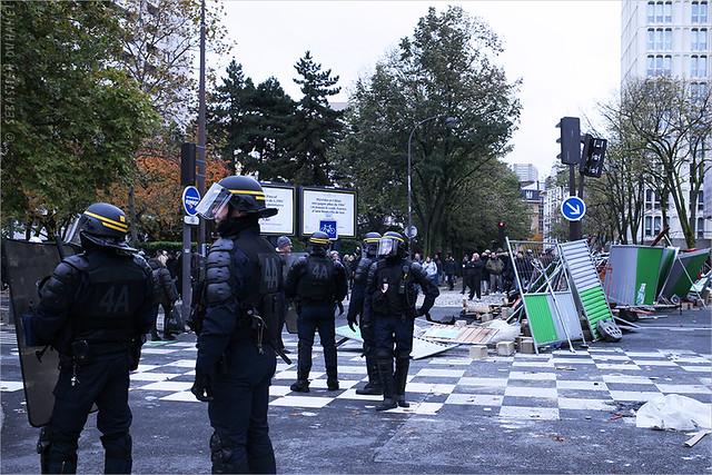 Acte 53 des Gilets jaunes ✔ Paris le 16 nov. 2019 IMG191116_102_©2019 | Fichier Flickr 1000x667Px Fichier d'impression 5610x3740Px-300dpi