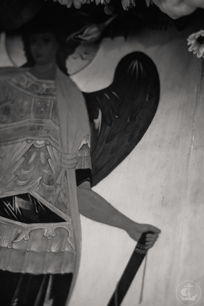 20-21 ноября 2020, Собор Архистратига Михаила и прочих Небесных Сил бесплотных / 20-21 November 2020, Synaxis of the Archangel Michael and the Other Bodiless Power