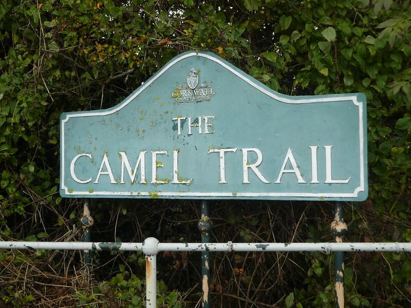 The Camel Trail, Wadebridge, Cornwall