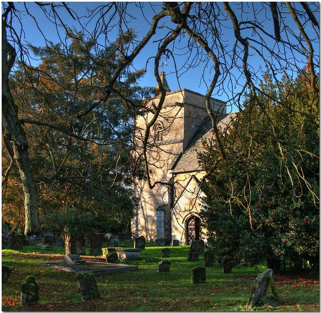 St Giles Church, Bletchingdon, Oxfordshire