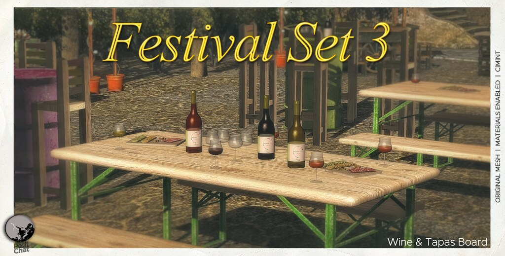 New release : Festival Set 3 @ Secret Sale Sundays