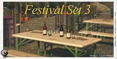 New release : Festival Set 3 @ Secret Sale Sundays