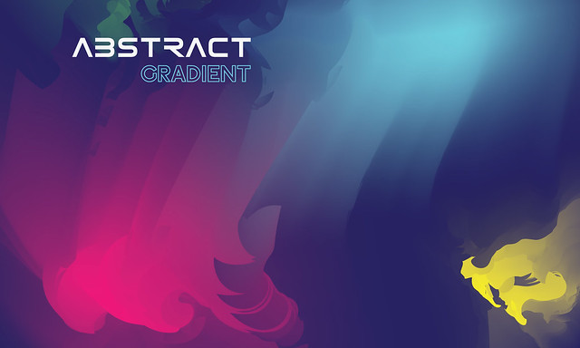 Abstract-Gradient Background