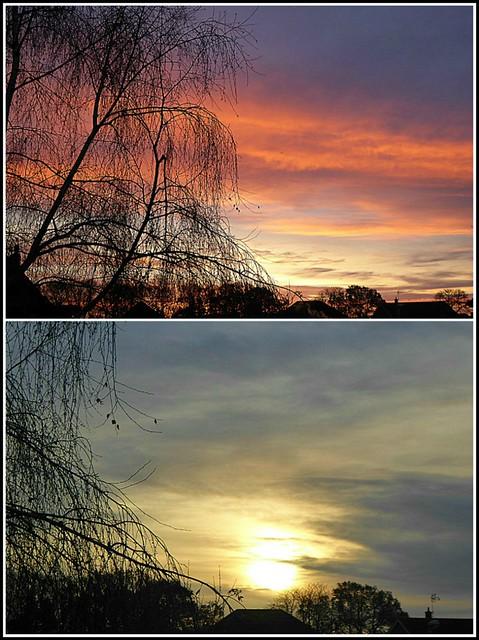 Changing Shots of Daybreak .