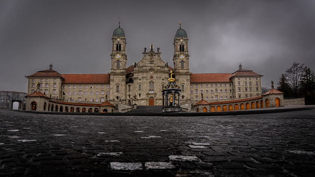 Einsiedeln Abbey - Switzerland