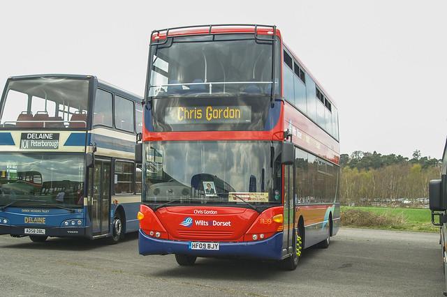Wilts & Dorset (DT) - HF09 BJY