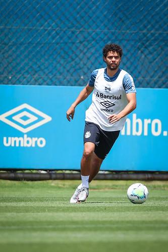 Treino Grêmio 21/11/2020