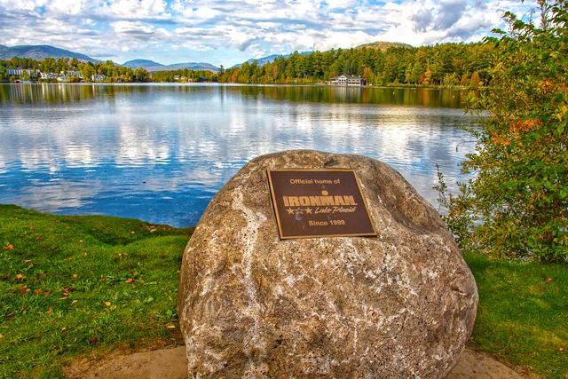 Lake Placid  New York - Adirondack Mountains - Ironman  Events