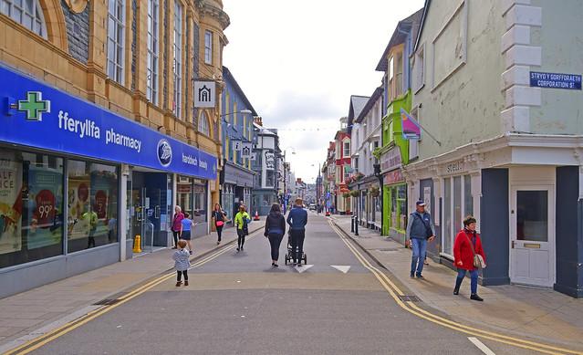 Aberystwyth in september (2020)