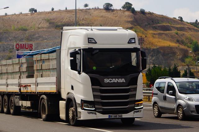 Scania R500 Euro6 High Roof 7-Series 4x2 LA (2018) - Nevşehir, İç Anadolu Bölgesi, Türkiye